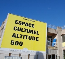 Centre Culturel Altitude 500. Centre Culturel. Grasse