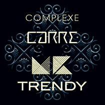 Le Carré et Trendy (L'Annexe). Discothèque. Saint Laurent du Var