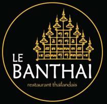 Le Banthai. Restaurant thaïlandais. Vieux-Nice