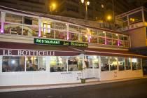 Le Botticelli. Restaurant Pizzeria. Monaco
