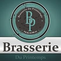 Brasserie du Printemps. Restaurant. Cagnes sur Mer