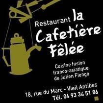 La Cafetière fêlée. Restaurant. Antibes