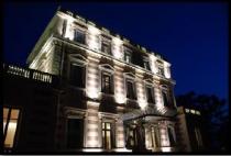 Chateau des Terrasses. Centre Culturel, Salle d expositions. Cap d'Ail