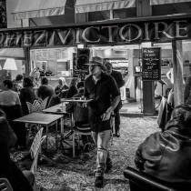 Chez Victoire. Restaurant Brassserie. Antibes