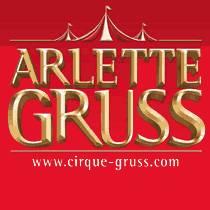 Le Cirque Arlette Gruss. Salle de spectacles Cirque. Valbonne
