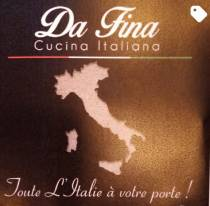 Da Fina. Restaurant Italien. Le Cannet