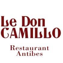 Don Camillo. Restaurant. Antibes