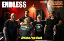 Endless. Groupe musical. Antibes
