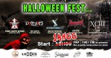 Halloween Fest : PG Messiah, Deceates, Backstrokers, Leipzig, XCIII