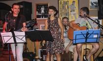 Les Folkyz. Groupe musical.