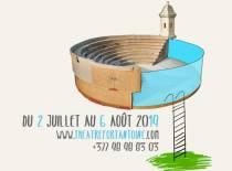 le Théâtre du Fort Antoine. Théâtre. Monaco