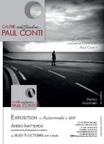 Ouverture de la boutique et nouveaux horaires à l'Espace Paul Conti