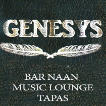 Genesys. Restaurant bar naan. Port de Nice
