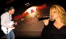 Gilda et Irin. Groupe musical.