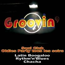 Groovin'. Discothèque soul club, Pub soul club. Vieux-Nice