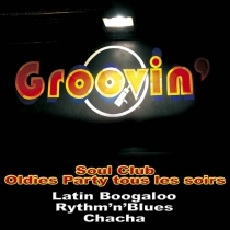 Groovin'. Pub soul club, Dance Club soul club. Vieux-Nice