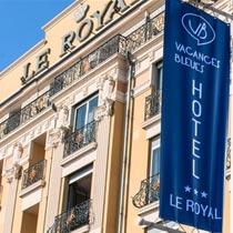 Hôtel Le Royal. Hôtel ***. Nice