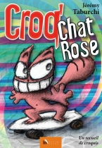 Séance dédicace du  Croq' Chat Rose