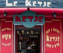 le Ketje. Pub. Port de Nice