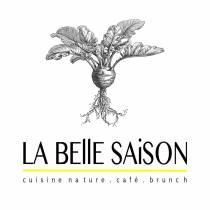 La Belle Saison. Restaurant Bio. Vieux-Nice