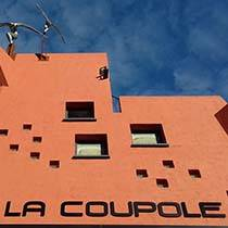 La Coupole. Centre Culturel, Cinéma. La Gaude