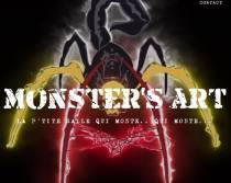 Le Monster'S Art. Salle de spectacles. Fréjus