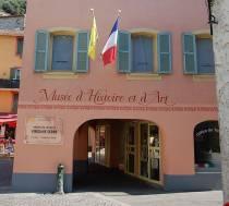 Musée d'Histoire et d'Art. musee. Villeneuve-Loubet