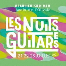 Les Nuits Guitares. Festival. Beaulieu-sur-Mer