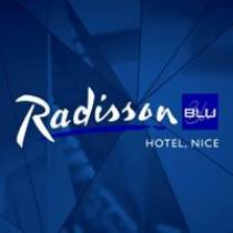 Radisson Blu. Hôtel ****, Plage. Nice