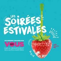 Soirées Estivales du Conseil Départemental. Festival. Alpes-Maritimes