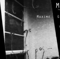 EXPOSITION Maxime Gianton : «Myself (I)»