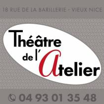Le Théâtre de l'Atelier. Théâtre. Vieux-Nice