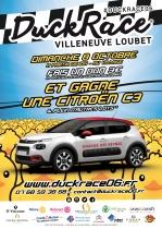 Duck Race 2017 à Villeneuve-Loubet